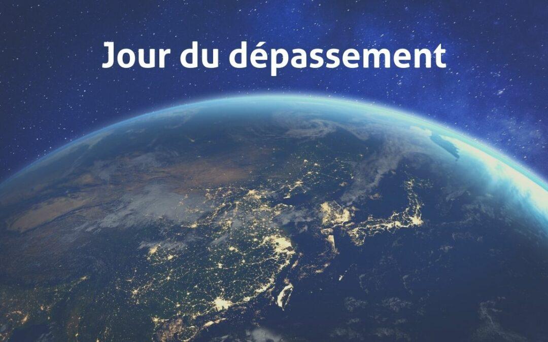 Photo de la Terre vue de l'espace - Goodwill Management