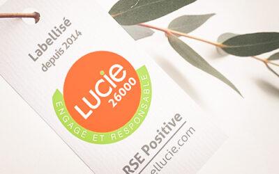 Goodwill-management renouvelle son label LUCIE 26000