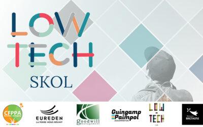Low-tech Skol, la première formation dédiée au low-tech