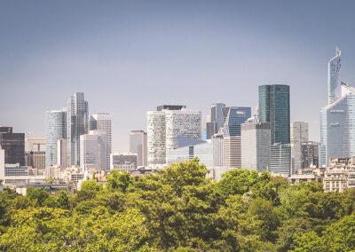 Observatoire de la performance énergétique – Paris La Défense