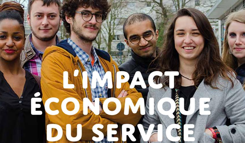 L'impact économique du service civique