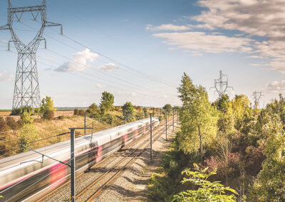 Impact de la politique sociétale – SNCF