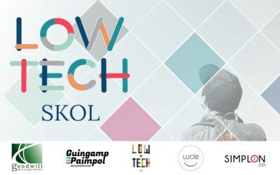 Lancement de la première école Low Tech française