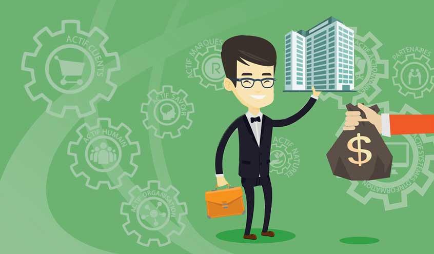 Actifs immatériels et reprise d'entreprise- Goodwill Management