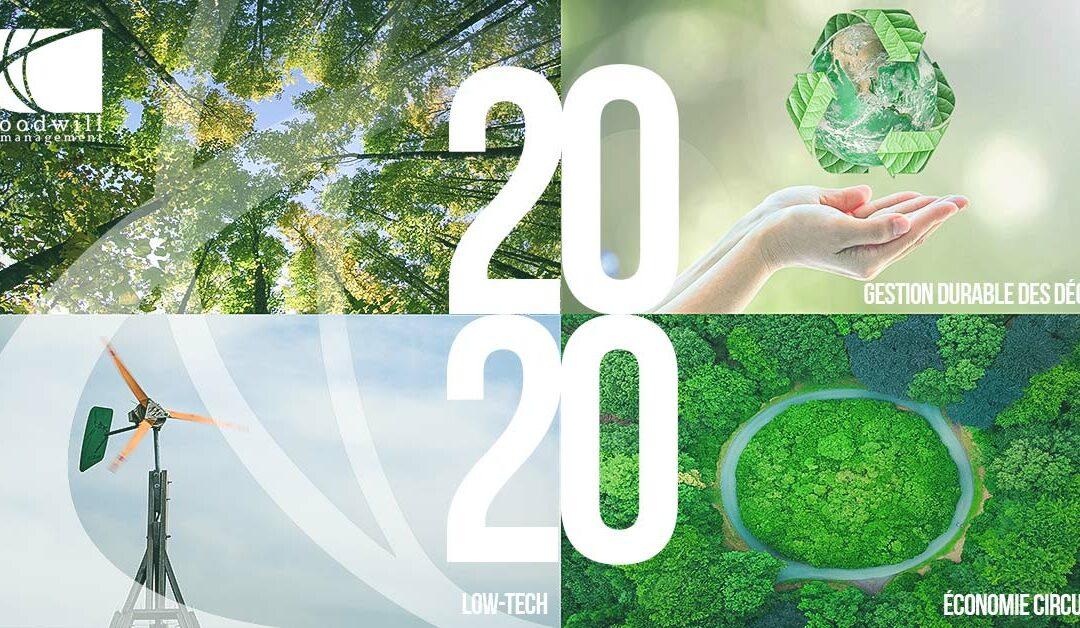 Visuel voeux 2020 - bonne année - Goodwill Management