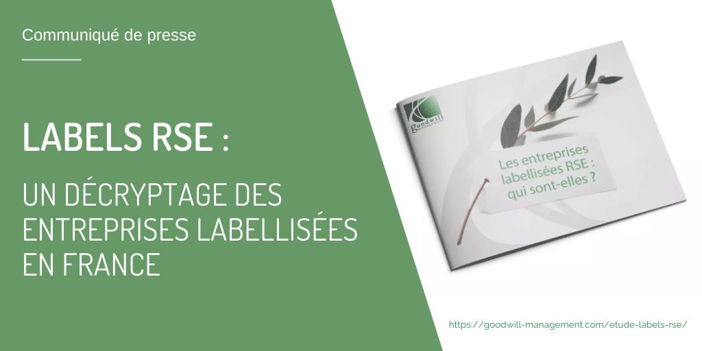 Labels RSE : un décryptage des entreprises labellisées en France