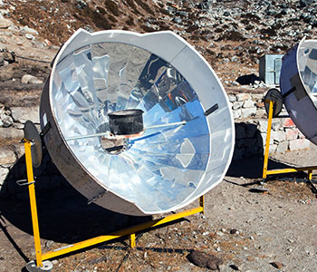 Photo four solaire - low-tech - Goodwill Management