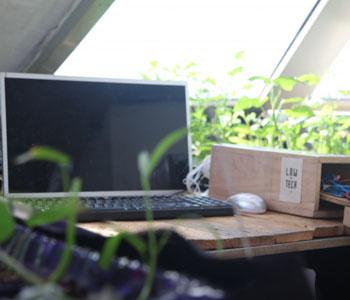 Ordinateur Low-tech - Low-tech Lab - Goodwill Management