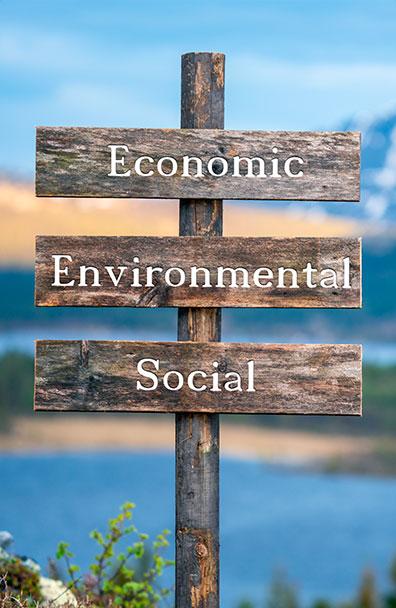 Panneau Economique, social et environnmental - Goodwill Management