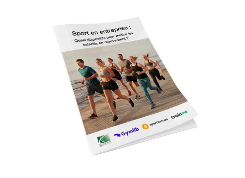Couverture étude Gymlib - Sport en Entreprise - Goodwill Management