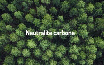 La neutralité carbone : qu'est-ce que c'est ?